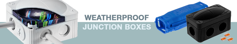 Weatherpoof Junction Box