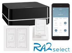 Lutron RA2 Select Smart Home Range